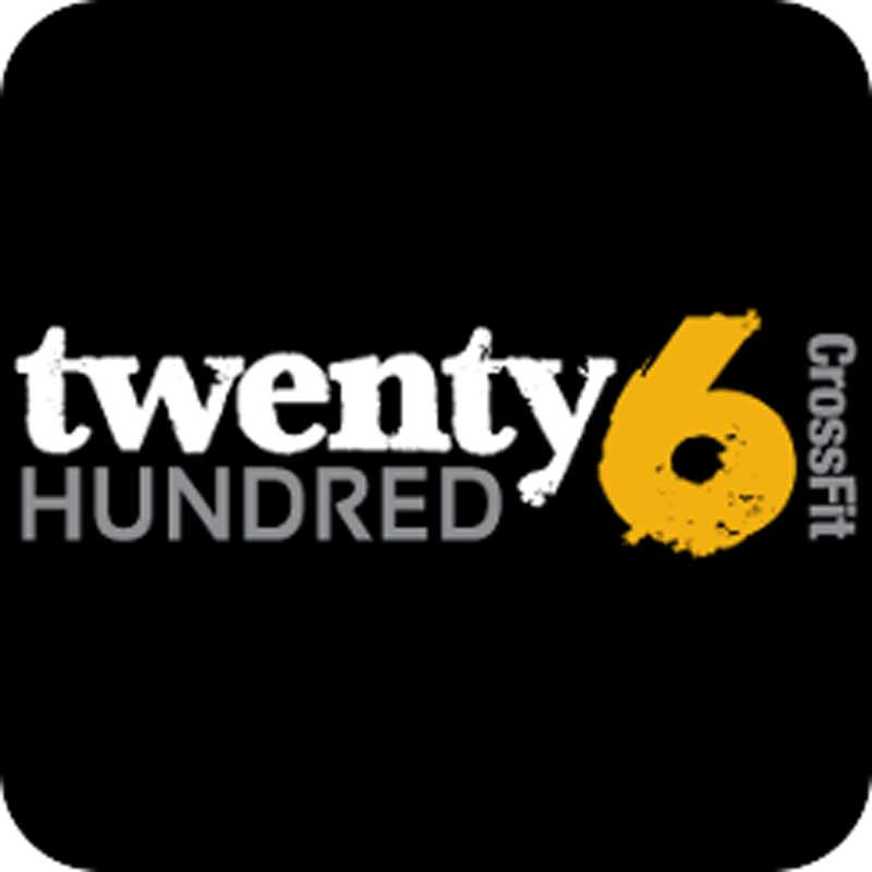 CrossFit Twenty6 Hundred Logo